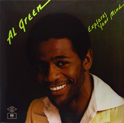 <b>Al Green </b><br><i>Explores Your Mind</i>