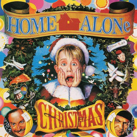 <b>Various </b><br><i>Home Alone Christmas [Red Vinyl]</i>