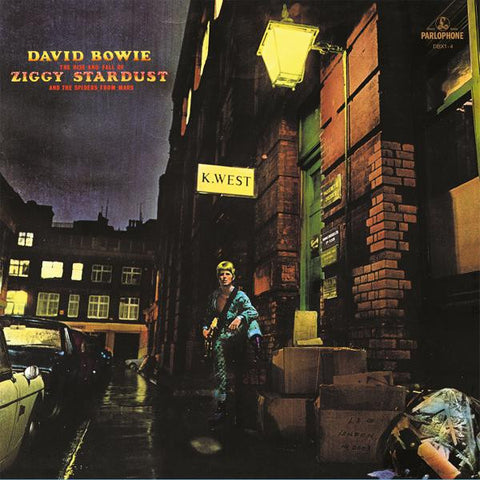 <b>David Bowie </b><br><i>The Rise And Fall Of Ziggy Stardust And The Spiders From Mars</i>