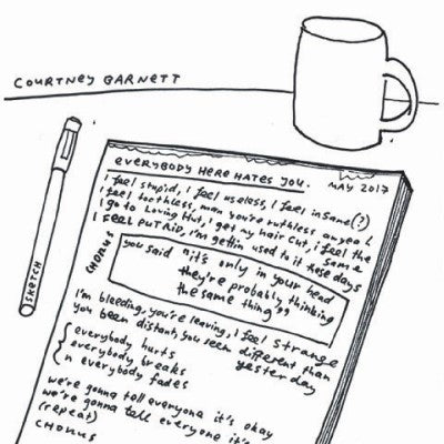 "<b>Courtney Barnett </b><br><i>Everybody Here Hates You [12""]</i>"