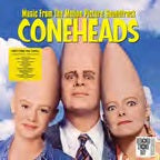 <b>Various </b><br><i>Coneheads Soundtrack (Music From The Motion Picture)</i>