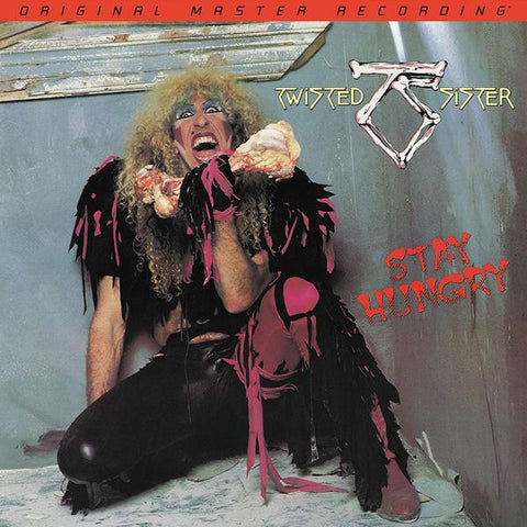 <b>Twisted Sister </b><br><i>Stay Hungry</i>