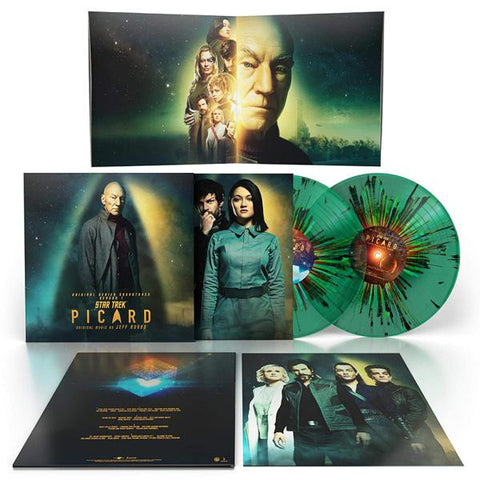<b>Jeff Russo </b><br><i>Star Trek: Picard: Season 1 (Original Series Soundtrack)</i>