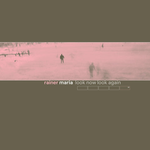 <b>Rainer Maria </b><br><i>Look Now Look Again [White Vinyl]</i>