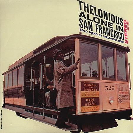 <b>Thelonious Monk </b><br><i>Thelonious Alone In San Francisco [2LP, 45 RPM]</i>
