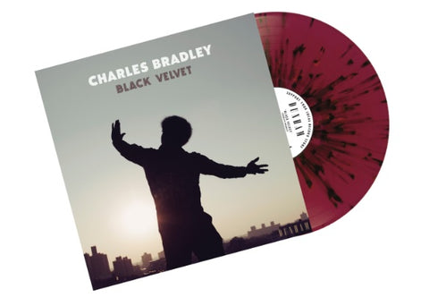 <b>Charles Bradley Featuring The Menahan Street Band </b><br><i>Black Velvet [Indie-Exclusive Purple/Black Splatter]</i>