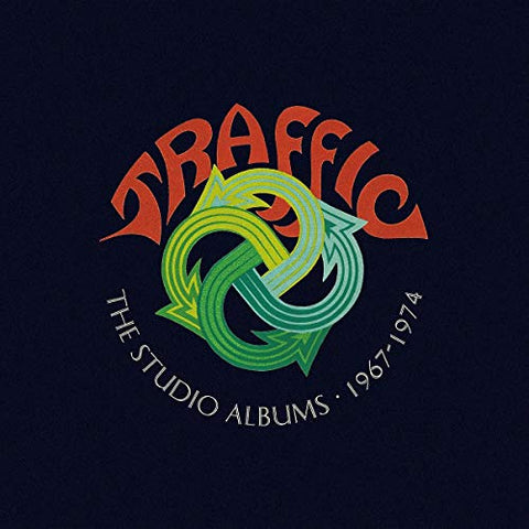 <b>Traffic </b><br><i>The Studio Albums 1967 - 1974 [6LP Box Set]</i>
