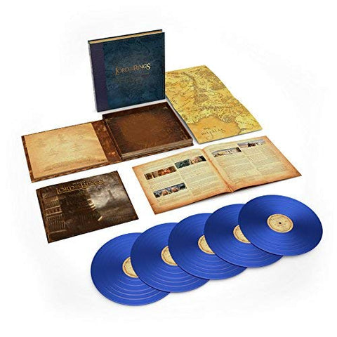 <b>Howard Shore </b><br><i>The Lord Of The Rings: The Two Towers - The Complete Recordings</i>