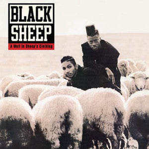 <b>Black Sheep </b><br><i>A Wolf In Sheep's Clothing</i>