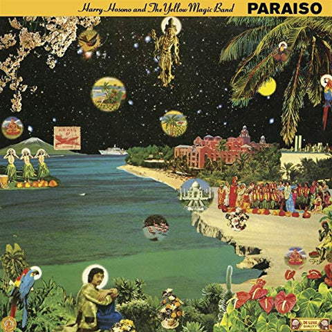 <b>Haruomi Hosono And The Yellow Magic Band </b><br><i>Paraiso</i>