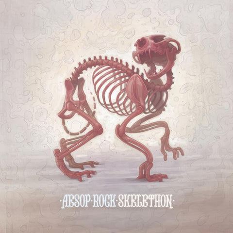 <b>Aesop Rock </b><br><i>Skelethon</i>