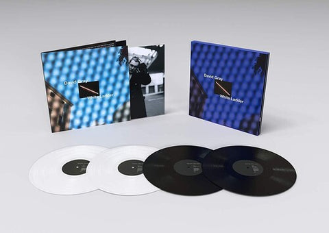 <b>David Gray </b><br><i>White Ladder (2020 Remaster) [4-lp Box Set] [Colored Vinyl]</i>