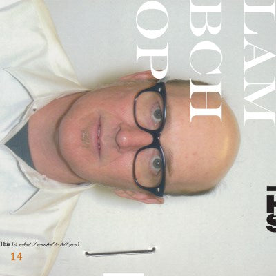 <b>Lambchop </b><br><i>This (Is What I Wanted To Tell You) [Clear Vinyl]</i>
