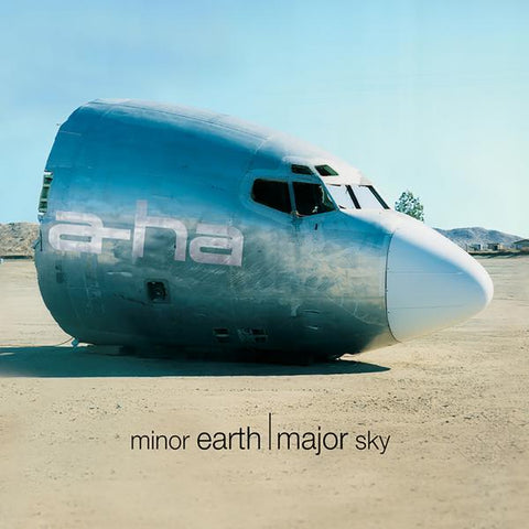 <b>a-ha </b><br><i>Minor Earth | Major Sky</i>