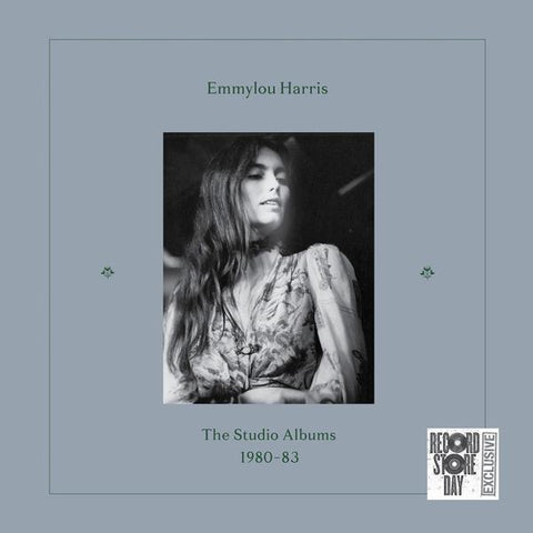 <b>Emmylou Harris </b><br><i>The Studio Albums 1980-1983 [5LP Box Set]</i>