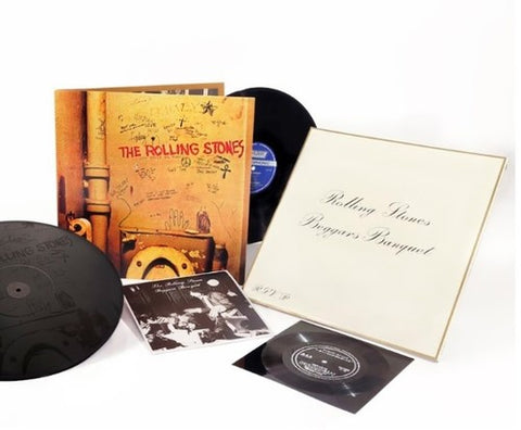 <b>The Rolling Stones </b><br><i>Beggars Banquet</i>