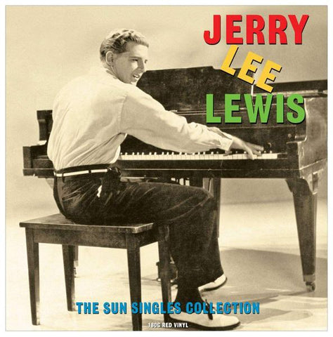 <b>Jerry Lee Lewis </b><br><i>The Sun Singles Collection</i>