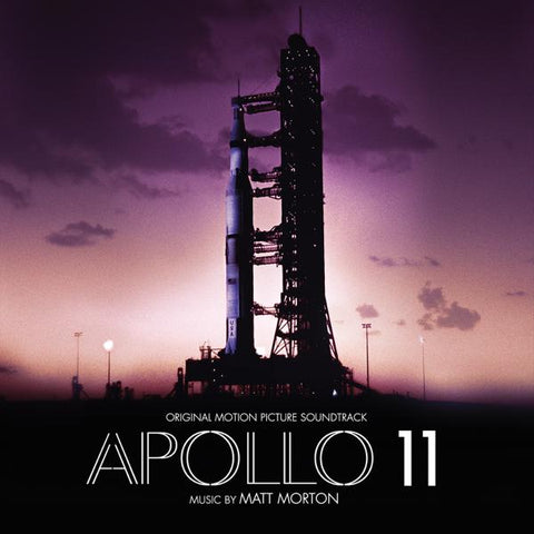 <b>Matt Morton </b><br><i>Apollo 11 (Original Motion Picture Soundtrack)</i>