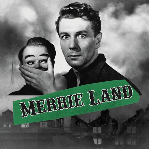 <b>The Good, The Bad & The Queen </b><br><i>Merrie Land [Indie-Exclusive Green Vinyl]</i>