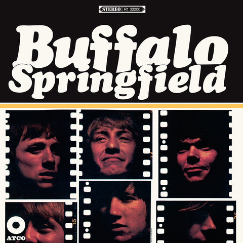 <b>Buffalo Springfield </b><br><i>Buffalo Springfield [Black Vinyl] [Rhino Summer Of 69 Exclusive]</i>