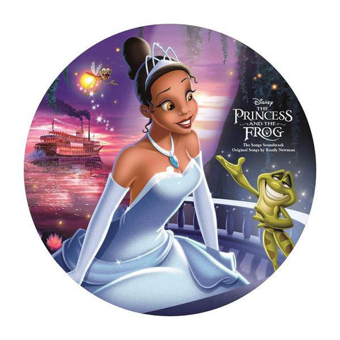 <b>Randy Newman </b><br><i>The Princess And The Frog (An Original Walt Disney Records Soundtrack) [Picture Disc]</i>