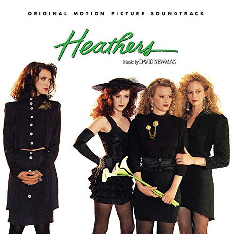 <b>David Newman </b><br><i>Heathers Original Motion Picture Soundtrack [Green Vinyl]</i>
