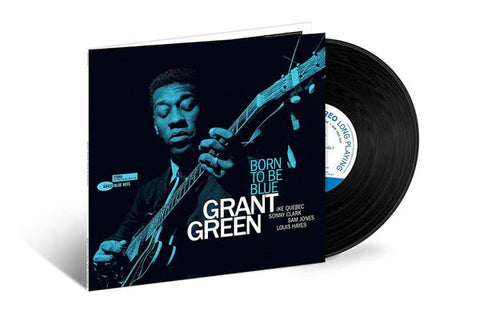<b>Grant Green </b><br><i>Born To Be Blue [Blue Note Tone Poet Series] </i><br>Release Date : 10/25/2019