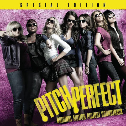 <b>Various </b><br><i>Pitch Perfect - Original Motion Picture Soundtrack (Special Edition)</i>
