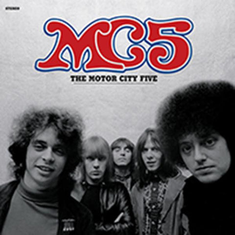 <b>MC5 </b><br><i>Motor City Five [Run Out Groove Limited Edition]</i>