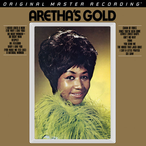 <b>Aretha Franklin </b><br><i>Aretha's Gold [2LP,  45 RPM]</i>