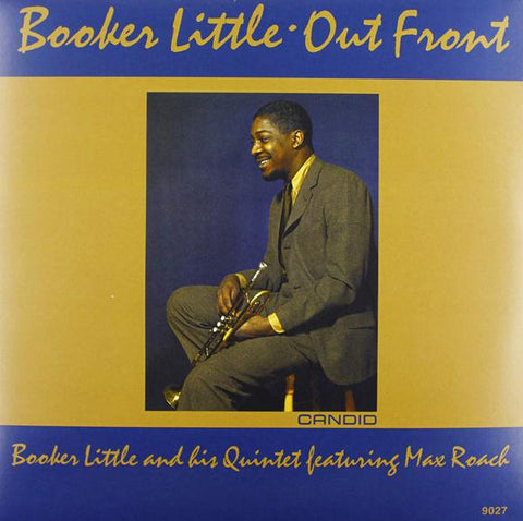 <b>Booker Little </b><br><i>Out Front</i>