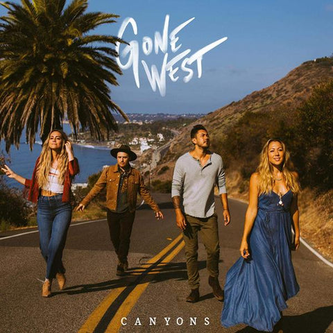 <b>Gone West </b><br><i>Canyons</i>