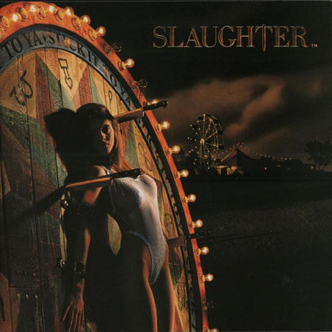 <b>Slaughter </b><br><i>Stick It To Ya [Red Vinyl] </i><br>Release Date : 05/01/2020