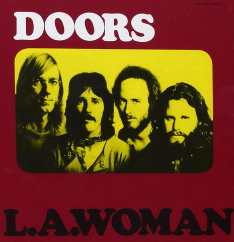 <b>The Doors </b><br><i>L.A. Woman [SACD]</i>