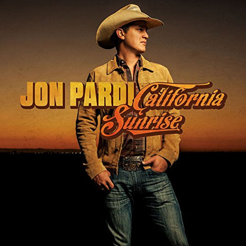 <b>Jon Pardi </b><br><i>California Sunrise</i>
