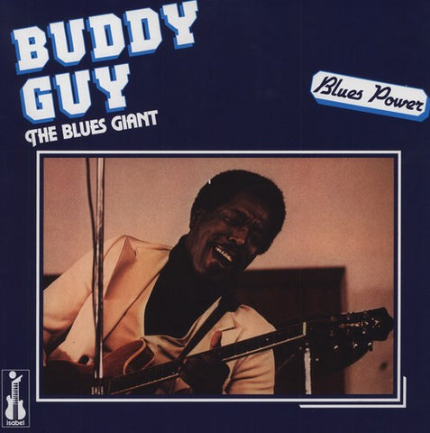 <b>Buddy Guy </b><br><i>The Blues Giant</i>