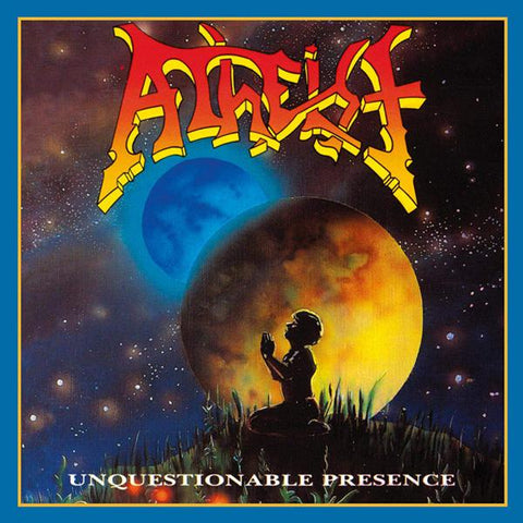 <b>Atheist </b><br><i>Unquestionable Presence [Red Vinyl]</i>