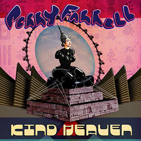 <b>Perry Farrell </b><br><i>Kind Heaven</i>