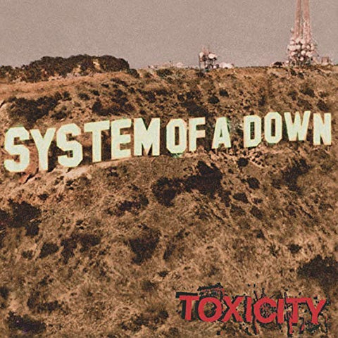 <b>System Of A Down </b><br><i>Toxicity</i>