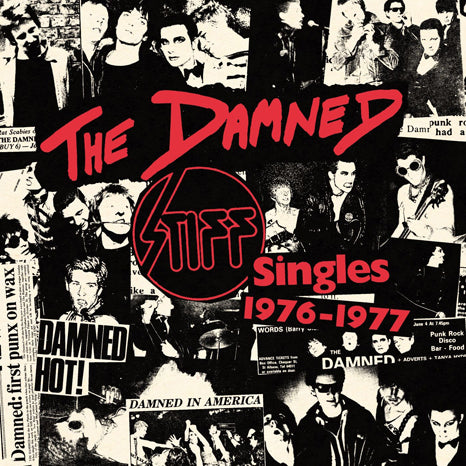 "<b>The Damned </b><br><i>Stiff Singles 1976 - 1977 [7"" Box Set]</i>"