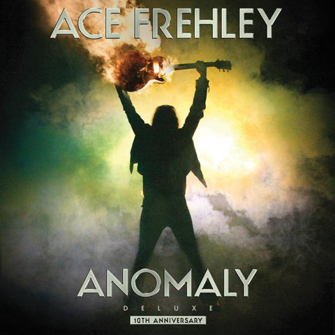 <b>Ace Frehley </b><br><i>Anomaly Deluxe [Yellow Vinyl]</i>