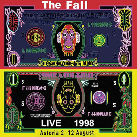 <b>The Fall </b><br><i>Astoria 1998 (Live)</i>