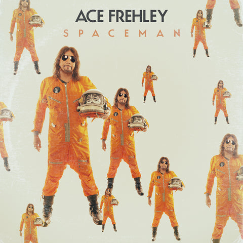 <b>Ace Frehley </b><br><i>Spaceman [Indie-Exclusive Orange Vinyl]</i>
