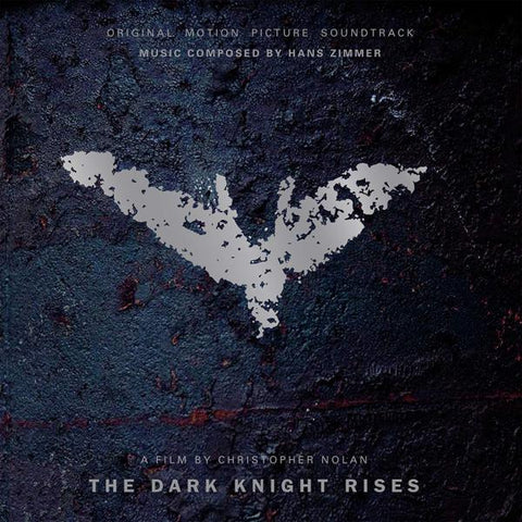 <b>Hans Zimmer </b><br><i>The Dark Knight Rises (Original Motion Picture Soundtrack) [Import] [Silver & Black Vinyl]</i>