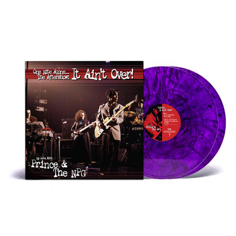 <b>Prince & New Power Generation </b><br><i>One Nite Alone... The Aftershow: It Ain't Over! [Purple Vinyl][Stock Arriving Late, Expected Tuesday]</i>