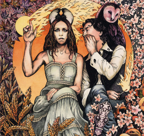 <b>Gillian Welch </b><br><i>Harrow & The Harvest</i>
