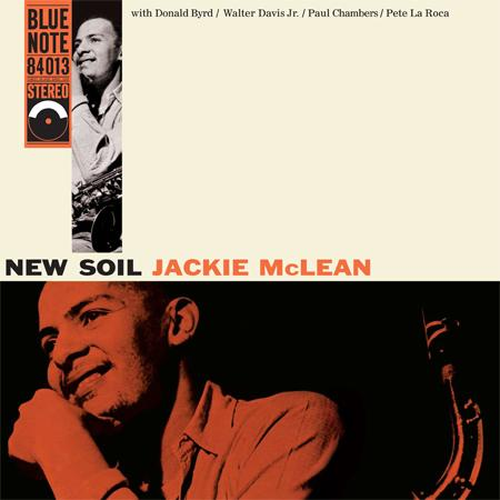 <b>Jackie McLean </b><br><i>New Soil [2LP, 45 RPM]</i>