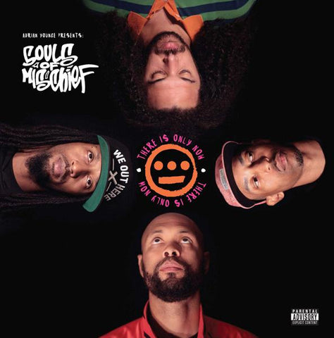 <b>Adrian Younge Presents Souls Of Mischief </b><br><i>There Is Only Now</i>