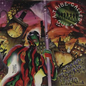 <b>A Tribe Called Quest </b><br><i>Beats, Rhymes And Life</i>