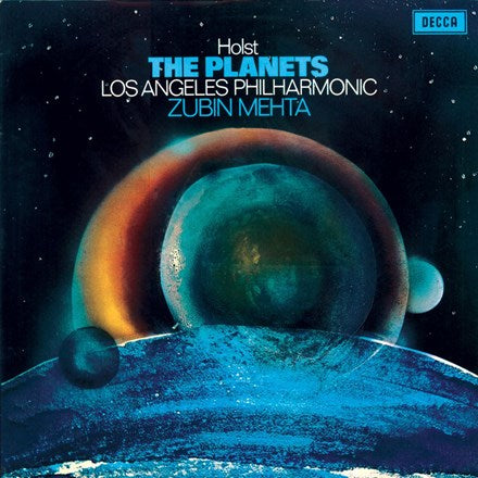 <b>Zubin Mehta </b><br><i>Holst - The Planets</i>